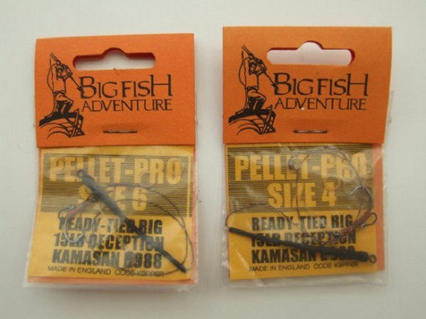 BIG FISH ADVENTURE - Pellet Pro Rigs