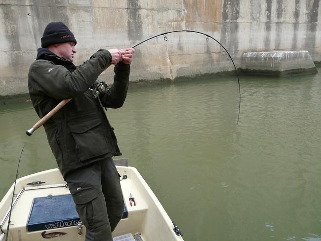 EHMANNS AIRCUT Spin Rod Allround Kunstköderruten 270 cm