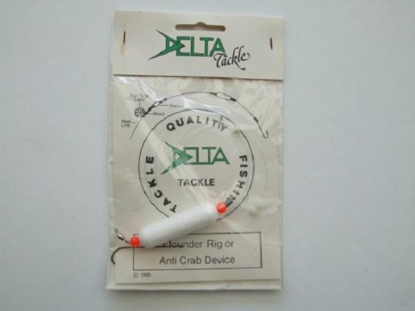 DELTA - Antikrabbenflundermontage