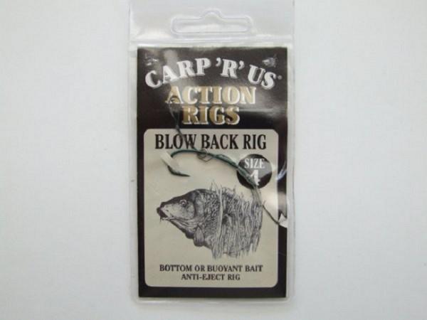 CARP R US - Blowback Rigs