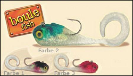 Boule Fish Weichplastikfische