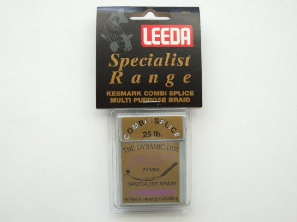 LEEDA/KESMARK - Kombisplice Vorfachmaterial