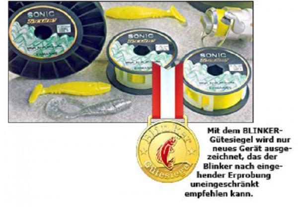 TECLINE SONIC – 6000 m Spulen