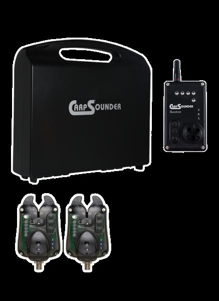 ROC XRS Bundle ‐ 2 Bissanzeiger + ACC-Receiver