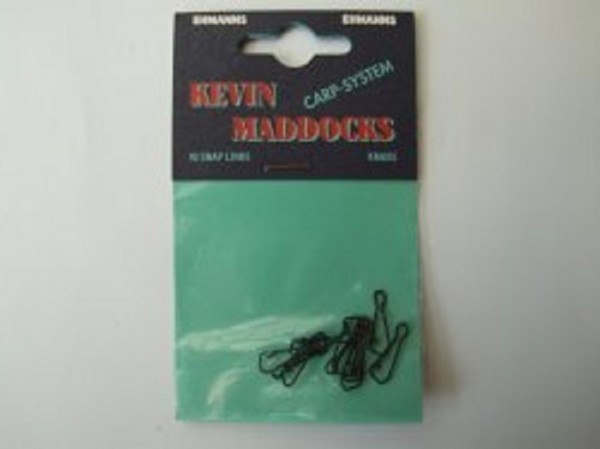 KEVIN MADDOCKS - Snap Links