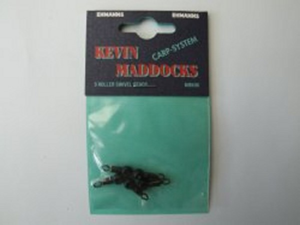 KEVIN MADDOCKS - Roller Swivel Beads