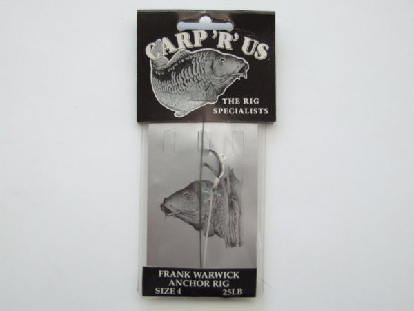 CARP R US - Anchor Rigs
