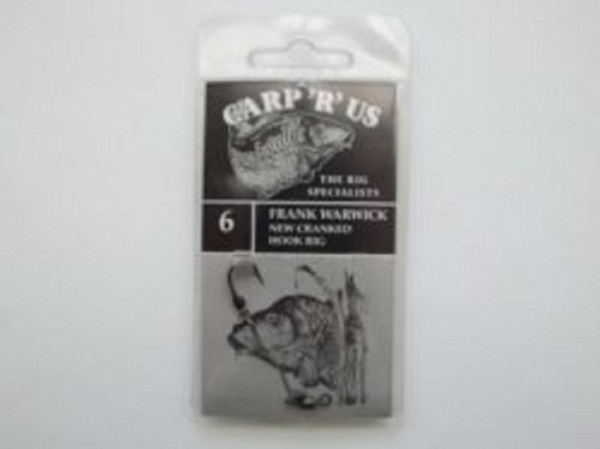 CARP R US - Cranked Hook Rig