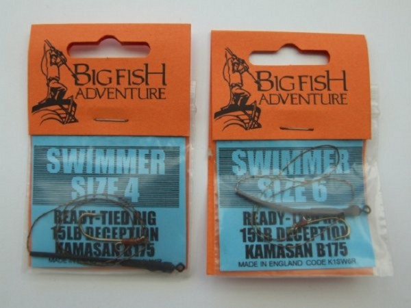 BIG FISH ADVENTURE - Swimmer Rigs