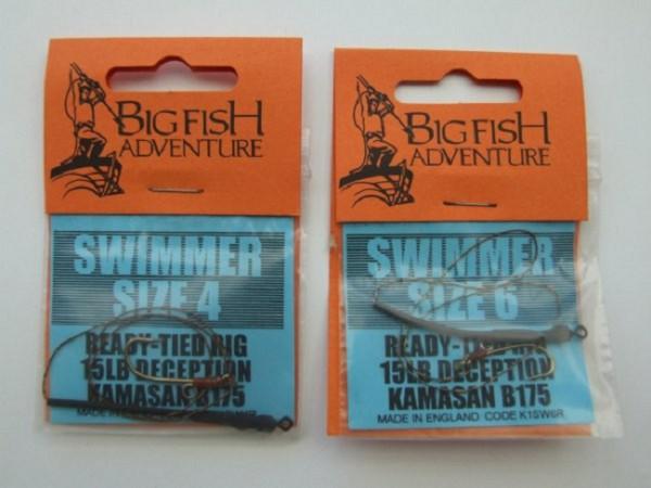 BIG FISH ADVENTURE - Swimmer Rigs