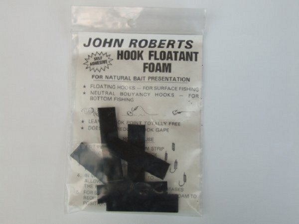 JOHN ROBERTS - Hook Floatant Foam