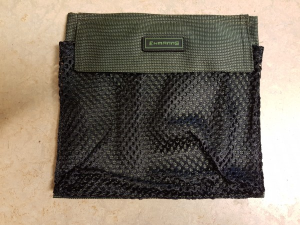 Hot Spot small Velcro Pouch