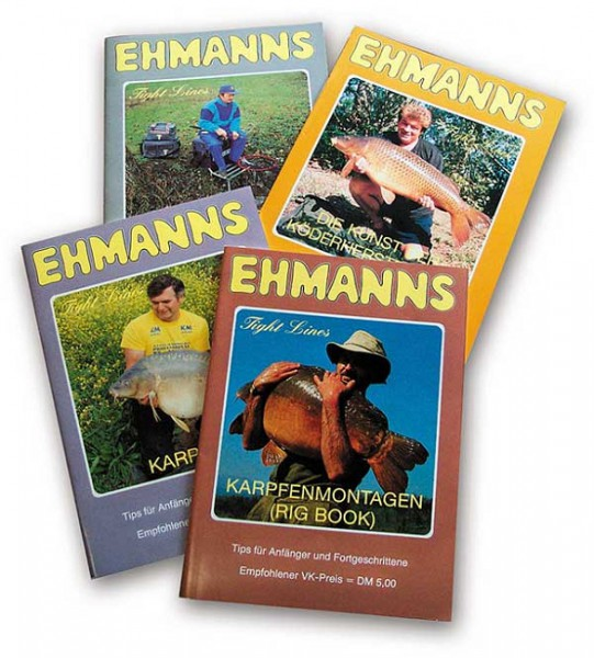EHMANNS - Tight Lines Broschüren